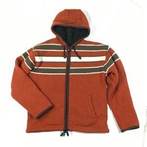 Jackets & Blazers - 💲SALE 💲S Wool Winter Jacket Fleece Lined Hood